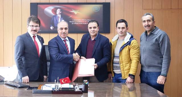 DSİ Kars 24. Bölgede, şoförlü taşıma hizmet alım sözleşmesi imzalandı