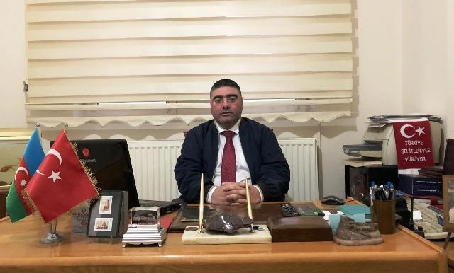 Gazeteciler Cemiyeti Başkanı Ercüment Daşdelen, 20 Ocak Şehitlerini andı