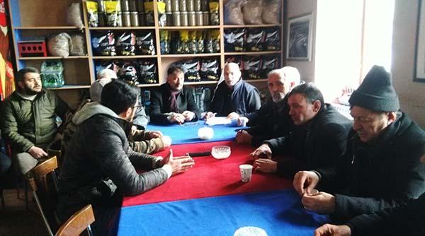 Kars'ta taklacı güvercin yarışması hakem heyeti belirlendi