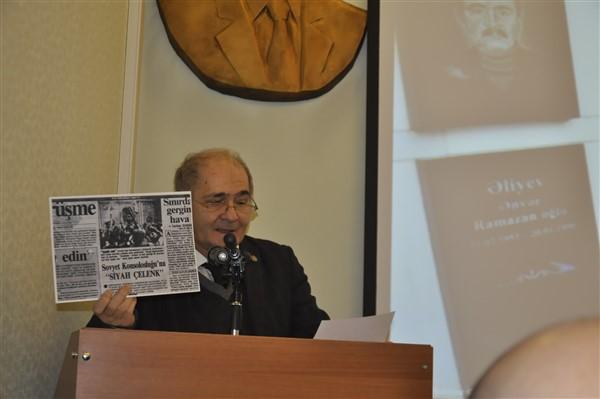 Necefoğlu, 20 Ocak Katliamını kınayanların bilgi ve belgelerini paylaşmasını istedi