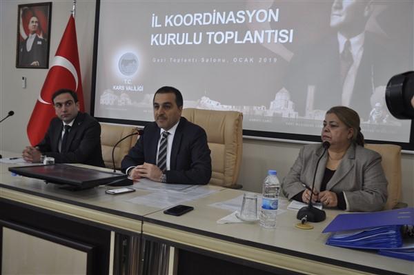 """Vali Öksüz: """"Bazı projelerin toplam bedeli: 366 milyon 339 bin 323 lira"""""""