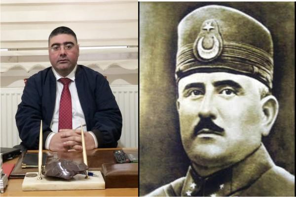 """""""Kars'ın kurtarıcısı Kâzım Karabekir Paşayı rahmetle anıyoruz"""""""