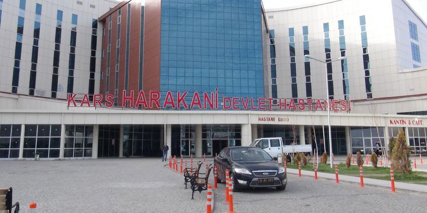 Sayılarla Kars Harakani Devlet Hastanesi!