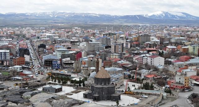 Kars'ın nüfusu 288 bin 878 kişi oldu