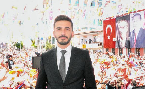 AK Parti Kars İl Gençlik Kolları Başkanı Haliloğlu, istifa etti