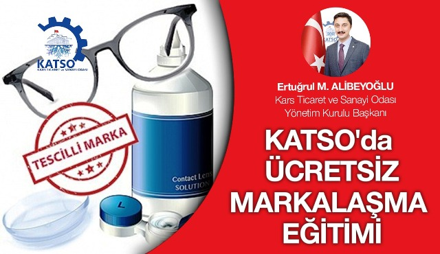 KATSO'da ücretsiz markalaşma eğitimleri başlıyor