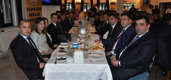 Yargıda Birlik Derneği üyeleri Kars'ta buluştu