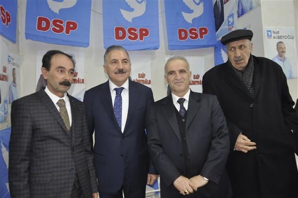 Ali Yoldaş, CHP'den DSP'ye geçti