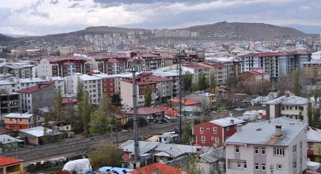 Kars'ta 2018 yılında 2 bin 077 daireye yapı ruhsatı verildi