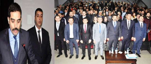 """Ülkü Ocakları """"Hocalı'da Türk Soykırımı"""" konulu panel düzenledi"""
