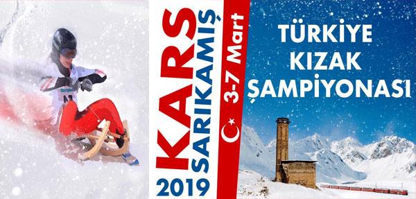 Sarıkamış, Türkiye Kızak Şampiyonasına ev sahipliği yapacak