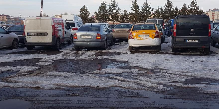 Kars Belediyesinde haciz işlemleri hızla sürüyor