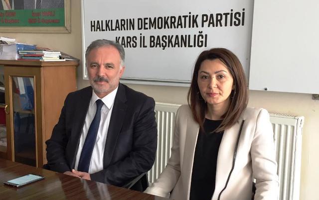 Ayhan Bilgen, belediye başkan adaylarına 'mal varlığınızı açıklayın' çağrısı yaptı