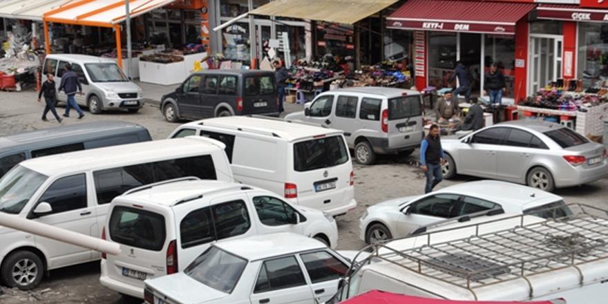 Kars'ta trafiğe kayıtlı araç sayısı 45 bin 828 oldu