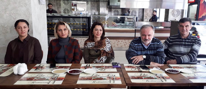 """BİLGEN: """"KARS KALESİ'NE BAŞKA BAYRAK DİKMEYECEĞİZ"""""""
