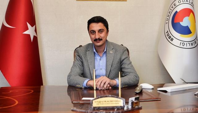 """Alibeyoğlu: """"İstihdam Seferberliği Hakkında açıklamada bulundu"""""""