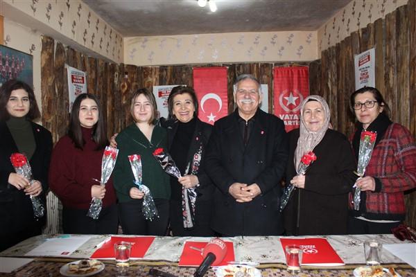 Tuncay Mutluer: Kars'ın Kahraman Kadınlarına Söz Veriyorum!