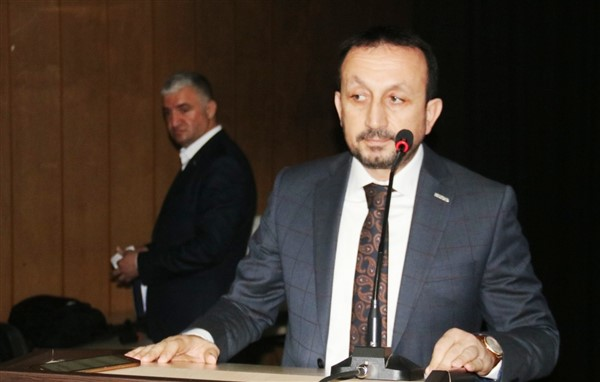 MÜSİAD, Kars'ta yeni yönetimini oluşturuyor