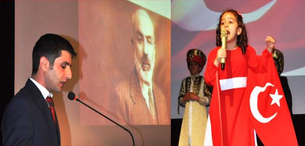 """Rustemoğlu: """"Akif, ahlak ve fazilet örnekleriyle aramızda yaşıyor"""""""