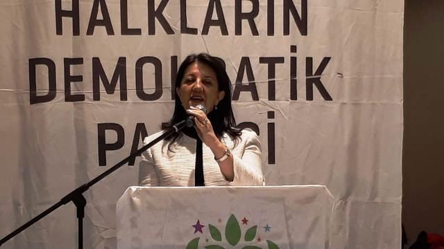 """Buldan: """"Kars halkı bu çukur ve çamur anlayışını Doğu Ekspresi'ne bindirip Ankara'ya gönderecek"""""""