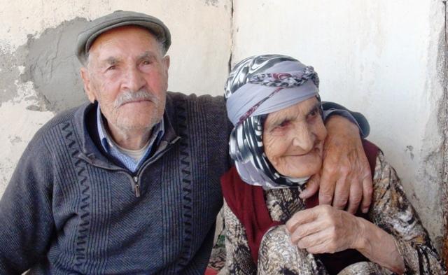Kars'ta, yaşlı nüfus oranı 2018 yılında yüzde 7,9 oldu