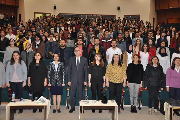 "KAÜ'de ""Çanakkale'de Hemşire Olmak"" konulu konferans"
