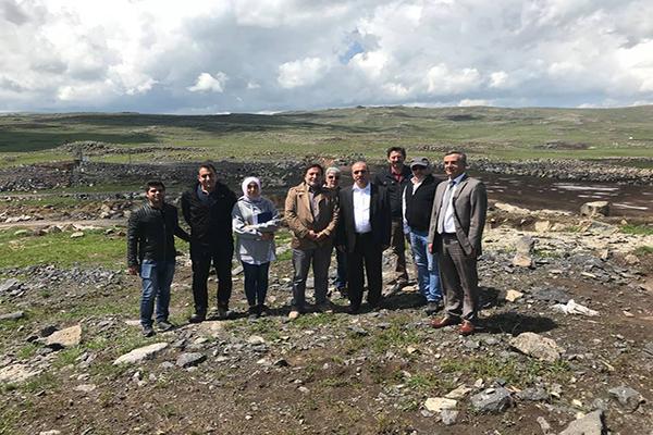 Arpaçay Koçköy Göleti ve Sulaması tarım hayvancılığa hayat verecek