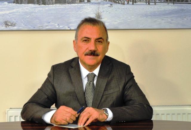 """Naif Alibeyoğlu: """"Yüreğim Kars için atmaya devam edecek"""""""