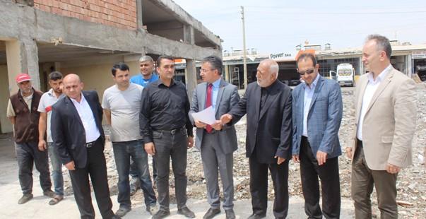 Sanayi Sitesindeki patlamada yaralananlar için yardım kampanyası başlatıldı