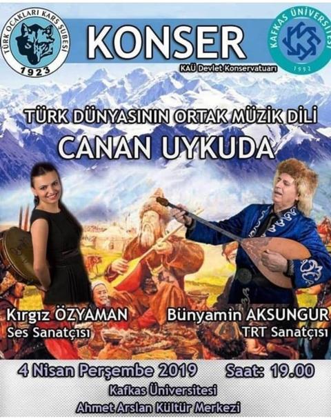 Türk Ocakları'ndan konser