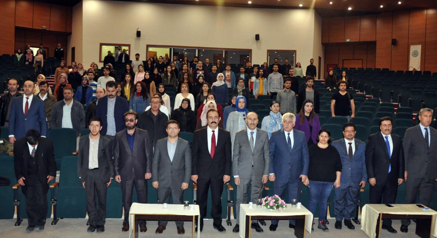 KAÜ'de 6. Çeviri semineri gerçekleşti