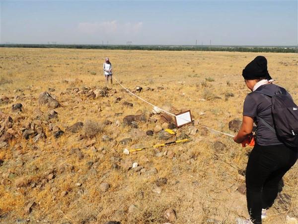 5 bin yıllık kurgan mezarlığı 1.derece arkeolojik sit alanına dönüştürüldü