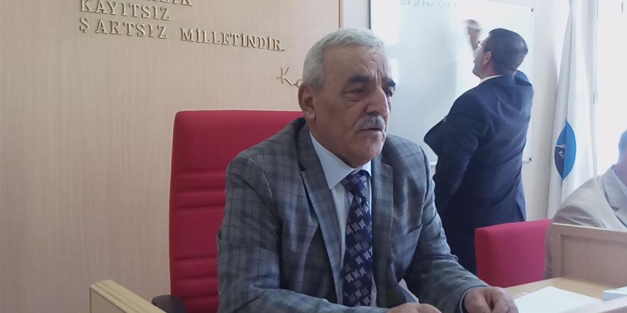 İl Genel Meclis BaşkanlığınaMuzaffer Yağcı seçildi