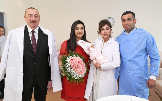 Azerbaycan'ın nüfusu 10 milyonu buldu