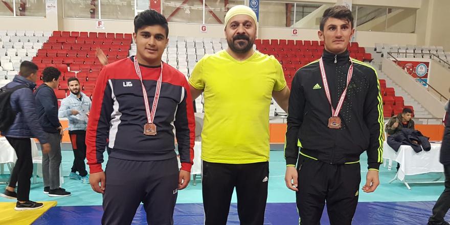 4 Karslı sporcumuz Türkiye Şampiyonasına katılacak!