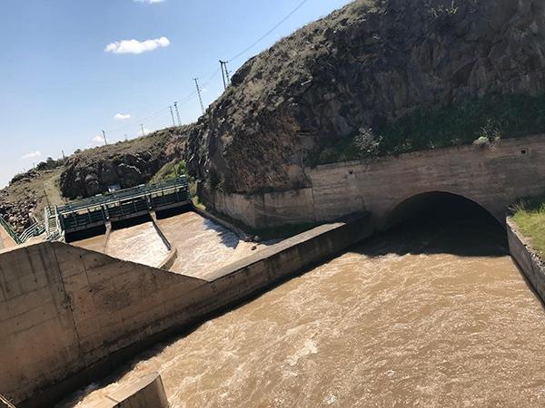 DSİ Kars Bölge, Iğdır'da sulama sezonunu açtı