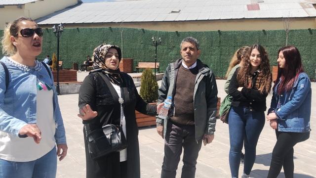 Kars'ta çocuk istismarına karşı, sadece 5 kadın bir araya geldi