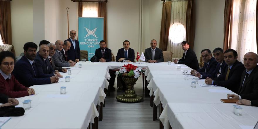 Kars'ta Din Öğretimi Çalıştayı yapıldı