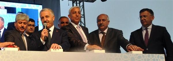 Bakan Arslan, 42 Milyon TL tutarındaki yatırımların temelini atacak