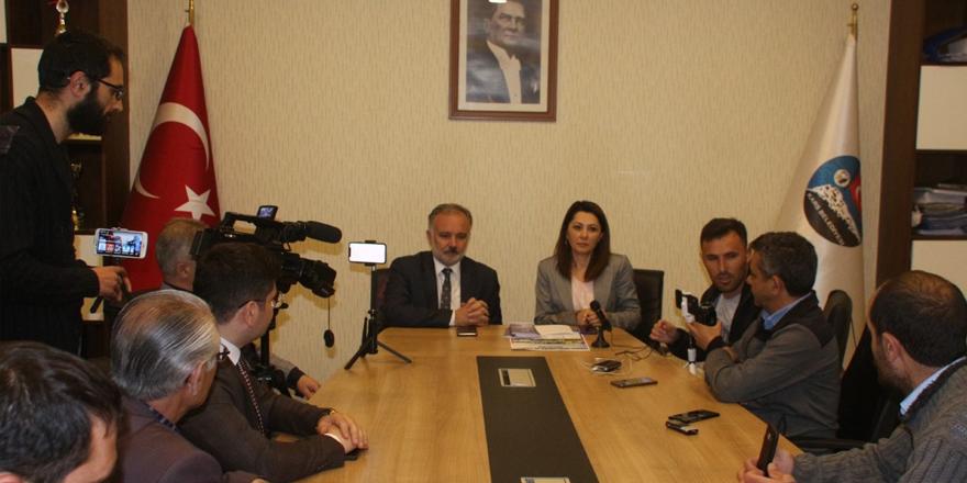Kars Belediyesi, yerel yönetimler ve sağlık çalıştayı düzenliyor