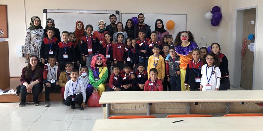 KAÜ Sınıf Öğretmenliğinden ilkokul öğrencilerine etkinlik