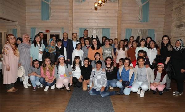 Vali Türker Öksüz, Engellilerle iftar sofrasında buluştu