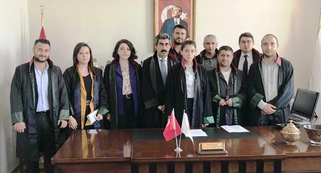 Kars ve Ardahanlı avukatlar Issı'nın öldürülmesini protesto etti