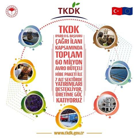 Kars TKDK, 6'ncı başvuru çağrı ilanına çıktı