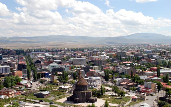 Kars'ta Nisan ayında 2 bin dolarlık ithalat yapıldı
