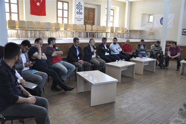 TkMM Kars'ta ilk toplantısını gerçekleştirdi
