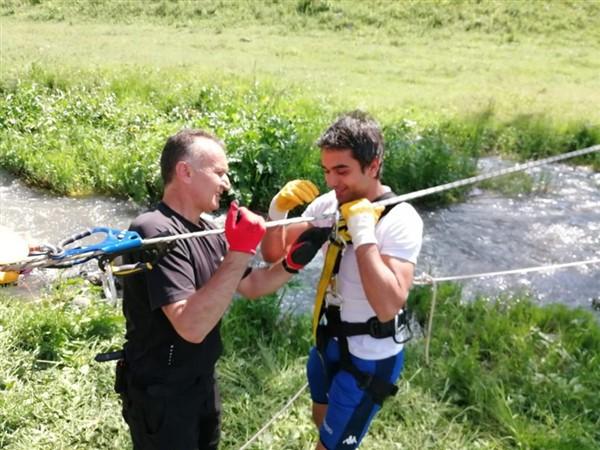 Kars'ta, AFAD gönüllülerine eğitim verildi