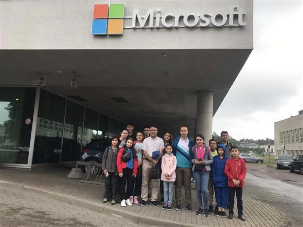 KodlAğrı Şampiyonları Estonya'yı ziyaret etti