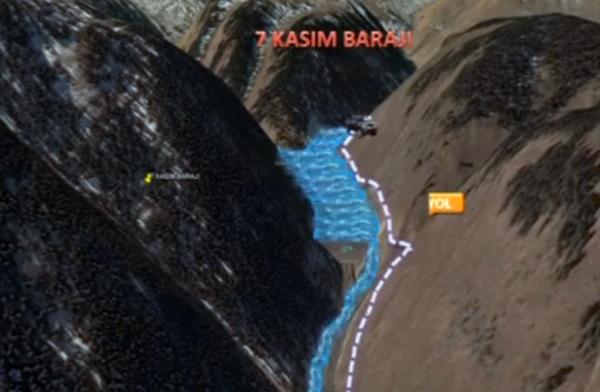 7 Kasım Barajı Sarıkamış'ın 2050 yılına kadar içme suyunu temin edecek