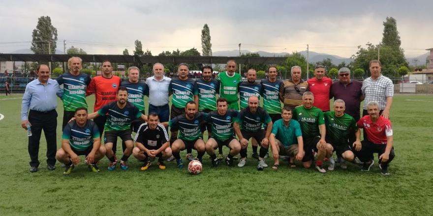 Futbolda Serhat İlleri Şampiyonu Kars oldu